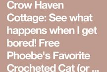 cat crochet