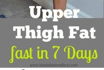 Slimmer thighs
