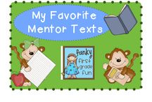 School-Mentor Texts