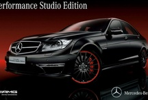 C 63 AMG Performace Studio Edition / Mercedes Benz launches C63 AMG Performance Studio Edition, available exclusively in Japan.