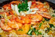 Culinária marisco