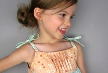 Sew Cute! / Sewing patterns and ideas for girls dresses.