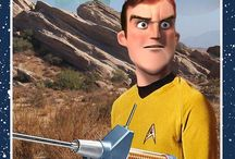 Star Trek / Relacionado a tudo que diz respeito ao universo StarTrek