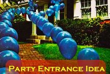 It's Time to Party! / Because no one is too old to enjoy some fun! Tips on how to improve your guests' party experience!