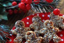 Christmas FOOD / by Johanna Eppley
