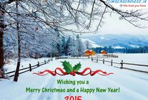 Merry Christmas and Happy New Year 2015 / Team HimachalHotels wishes you Merry Christmas and Happy New Year 2015!