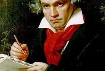 Nagy zeneszerzők (Beethoven Bach)
