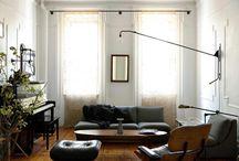 Bookshelves, interior