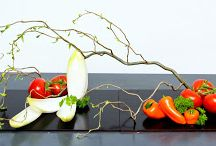 FRUIT IKEBANA