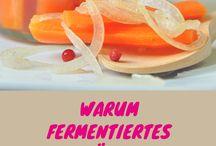 Erlebe die fermentierte Power / Wir sprechen nicht von dem toten Sauerkraut im Supermarkt, der keine Vitamine und für den Darm wichtigen Bakterien hat, sondern von frischen, rohen,lebendigen fermentiertem Gemüse, welches vor Kraft nur so strotzt. Erlebe die Kraft von fermentierten Gemüse!
