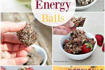 Bites (balls) health and energy