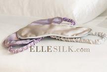 Everything silky / Silk items