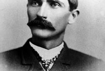 Lawmen and Outlaws of the Old West / by Bill Shipley