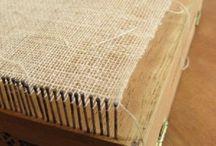 Tkanie, pletenie, háčkovanie