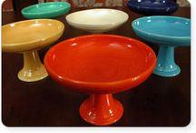 Vintage Fiesta ware