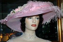 Pink Hats by East Angel Harbor Hats