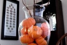 Fall Decor / by Kimberly Gorman