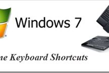 Computer - Windows 7 / by Linda Petelik