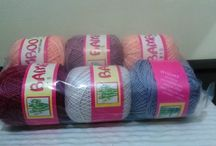 benang untuk crochet