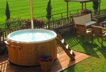 patio & outdoor tubs