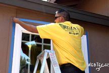 Window Repair | Home Window Fix | Installing Windows