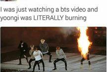 BTS LOL