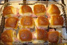 Sandwiches / by John Melissa Hunt