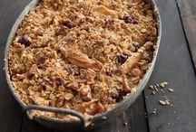 FOOD: Thanksgiving Menu Planning