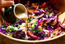 Salads to entertain