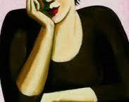 Painting - Anita Klein