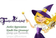Blog Tours & Giveaways