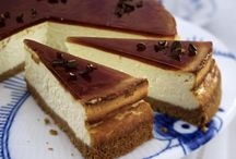 Mocca-chesse torte