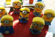 Spongebob craft ideas