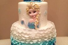 Party & Cakes .. Frozen