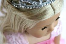 Corone per bambole + corone