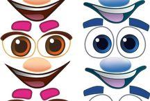 глаза для шаров