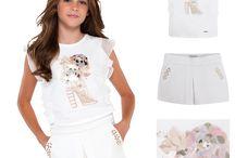 Девочки 10-18 лет / Одежда для подростков 10-18 лет (140-167 см) Испанского бренда Mayoral коллекция весна-лето 2016
