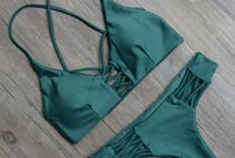 Summer bathing suits