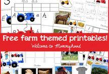 Latticed Learning: Farm