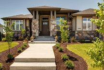 2016 Parade of Homes Octave / The Octave is the model home in our Sunset Equestrian community. This house won two separate awards in the 2015 Norther Wasatch Parade of Homes.