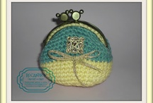MONEDEROS/BOLSOS / by Rocandson crochet&craft
