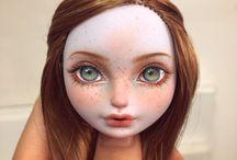 martha's doll