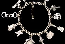 Handmade Charm Bracelets / Handmade charm bracelets. Charms and components are sourced from different countries and the charm bracelets are assembled locally.