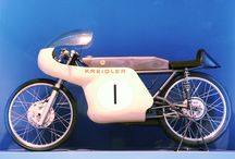 Classic racing 50 and 80 cc gran prix