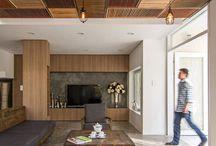 Walls/ceiling