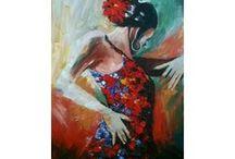 Yağlı Boya Tablolar / Sadece dekoratif değil aynı zamanda sanatsal bakış açınızı da yansıtacak tablolar...