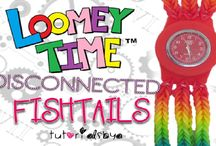 Loomey ~ Time -TM / ~ Disconnected - Fish ~ tails