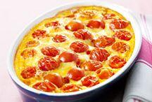 recette tomates cerise