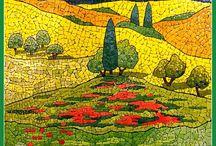 Mosaik-Designs