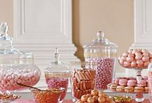 Candy Dessert Snack Bar / Wedding Snacks
